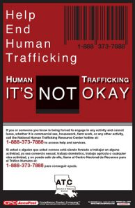 Louisiana Hotels are required to Post Human Trafficking Notice - Compliance Poster Company
