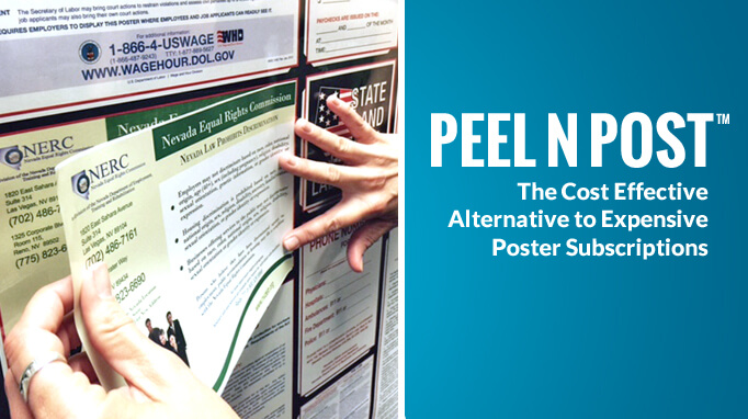 Peel N Post Poster Compliance Updates