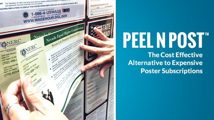 Peel N Post Poster Compliance Updates